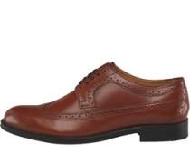Herren Pep Schuhe Dunkelbraun
