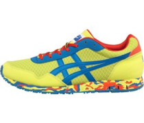 Onitsuka Tiger Mens Curreo Lime/Strong Blue
