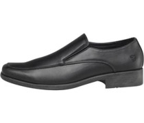 Farah Vintage Herren Salisbury Schuhe Schwarz