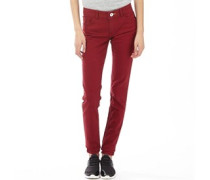 adidas Neo Damen Skinny Jeans Rot