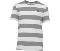 Jungen T-Shirt Hellgraumeliert
