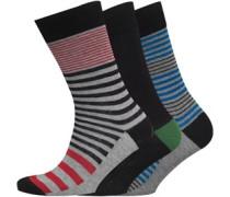 Kangaroo Poo Herren Socken Mehrfarbig