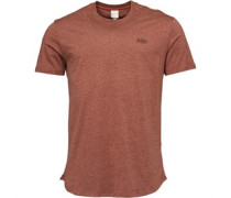 Bench Mens Hermit T-Shirt Brown