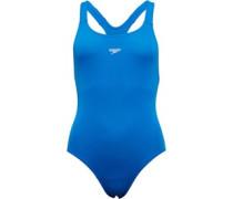 Damen Essential Medalist Badeanzug Blau