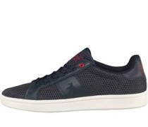 Herren Steadman Mesh Sneakers Navy
