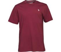 Herren Legacy T-Shirt Rot