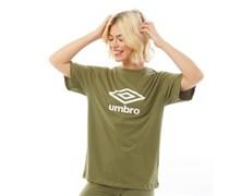 Active Style Large Logo Boyfriend T-Shirts und Tops