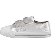 Mädchen Freizeit Schuhe White