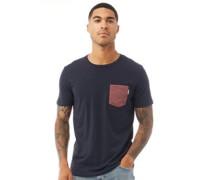 Boston T-Shirt Navy
