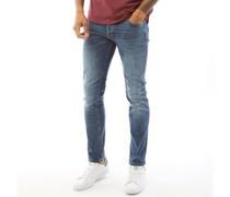 Glen Na 636 Jeans in Slim Passform