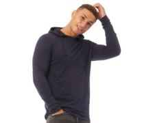 Morris Top mit langem Arm Dunkel