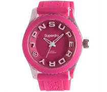 Superdry Womens Tokyo Sport Watch Pink