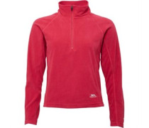 Damen Shiner 1/2 Micro Fleece Rosa