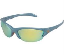 Herren Interchangeable Lens Sonnenbrille Blau