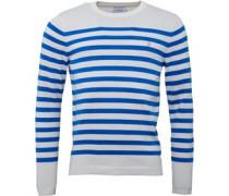 Farah Vintage Mens Stanford Crew Neck Sweater Ecru