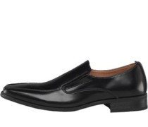 Herren Chisel Schuhe Schwarz