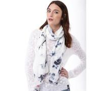 Womens Summer Scarf Optic Tie Dye