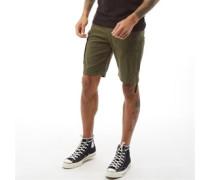Basic Cargo Shorts Khaki