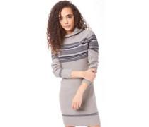 Damen Kleid Grau