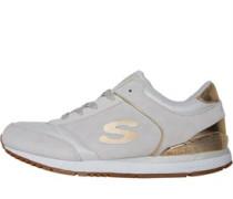 Sunlite-Revival Sneakers Naturweiß
