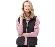 Bench Womens Trick Gilet Black