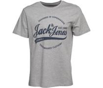 Raffs T-Shirt Graumeliert