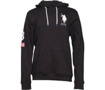 U.S.POLO ASSN.Mens Roark Hoody Black
