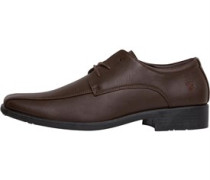 Farah Vintage Herren Sandbach Schuhe Braun