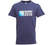 Canterbury Boys 2015 Logo T-Shirt Navy