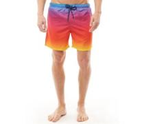 Rainbow Druck Badeshorts er Druck