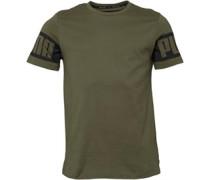Herren Rebel T-Shirt Khaki