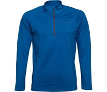 Dare2b Herren Fuseline 3 Core Thermal Stretch 12 Oxford Fleece Blau