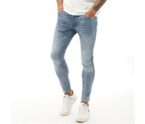 Land Skinny Jeans Stonewash