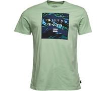 Stockpile T-Shirt Hellgrün