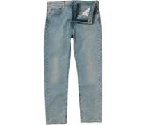 Herren 522 Taper North Sea Jeans in Slim Passform Hellblau