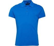 Armani Jeans Herren Z5 Polohemd Blau