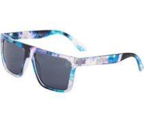 square Sonnenbrille Blau