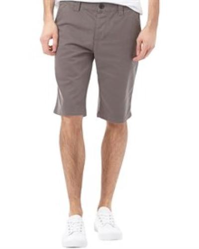Chino Shorts Grau
