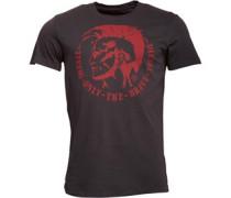 Herren T-Ulysses T-Shirt Schwarz