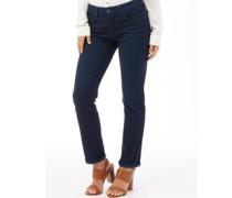 Damen 712 Jeans in Slim Passform Navy