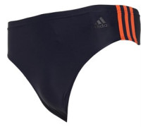 3 Stripes Fitness Badeanzug Dunkelnavy