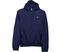 Lyle And Scott Jungen Kagoul Deep Puffajacke Blau