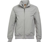 Timberland Herren Mount Webster Waterproof Bomber Alloy Performance Jacket Grau
