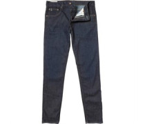 Ben Sherman Herren The Dingley Dry Rub Skinny Jeans Dry Rub Indigo