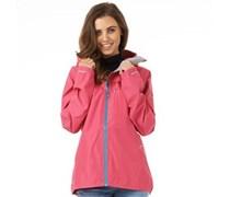 Damen Vapour Storm 3 Layer Gore-Tex Shell Performance Jacket Rosa