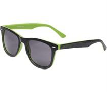 Wayfarer Sonnenbrille Schwarz