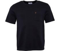 Herren Jackie Milano T-Shirt True Navy