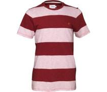 Farah Vintage Herren Burton Rectory T-Shirt Gestreift