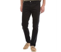 Herren Barrett Jeans in Slim Passform Schwarz
