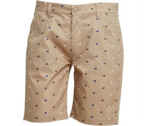 Duck and Cover Herren Digby Sand Shorts Braun